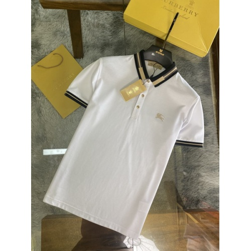 Burberry T-Shirts Short Sleeved For Men #845915