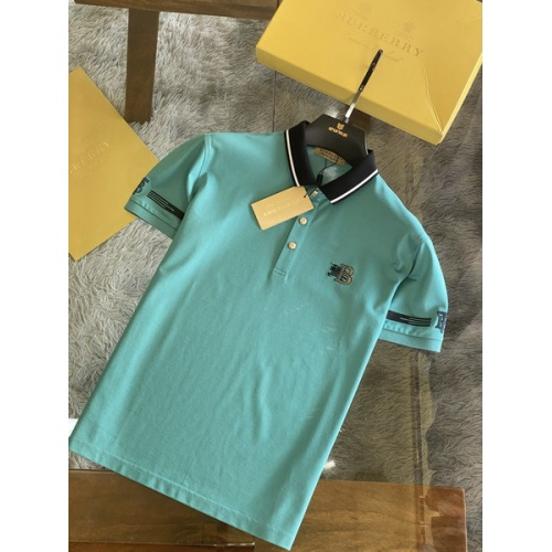 Burberry T-Shirts Short Sleeved For Men #845917