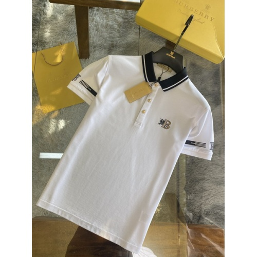 Burberry T-Shirts Short Sleeved For Men #845919