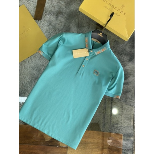 Burberry T-Shirts Short Sleeved For Men #845922