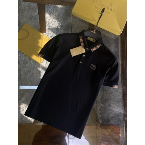Burberry T-Shirts Short Sleeved For Men #845924