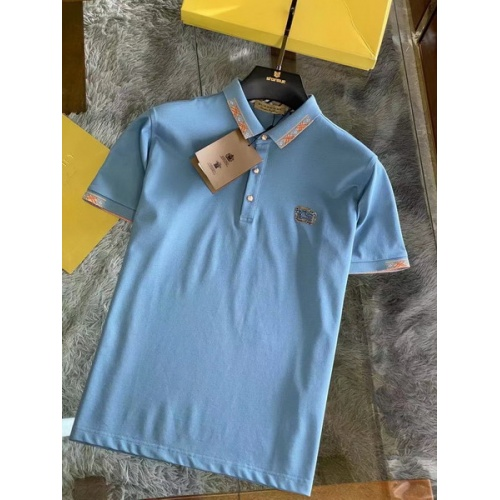 Burberry T-Shirts Short Sleeved For Men #845925