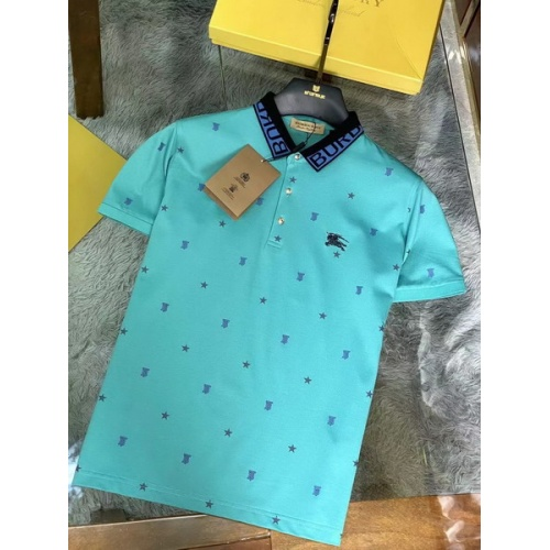Burberry T-Shirts Short Sleeved For Men #845926