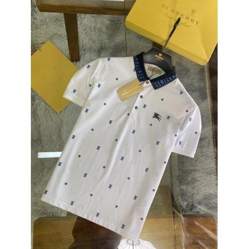 Burberry T-Shirts Short Sleeved For Men #845928