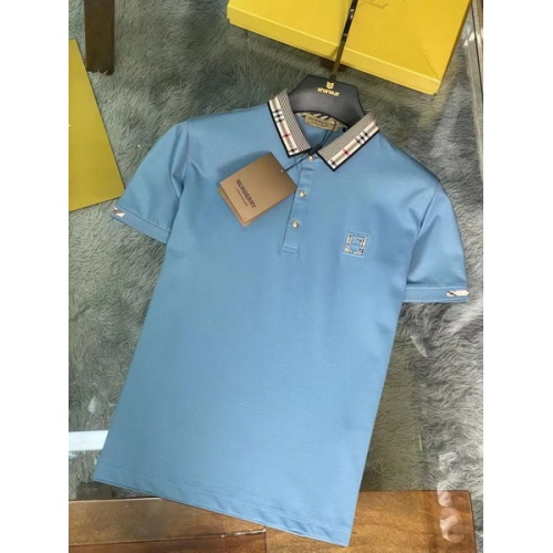 Burberry T-Shirts Short Sleeved For Men #845930