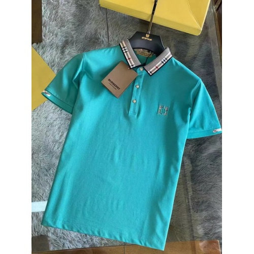 Burberry T-Shirts Short Sleeved For Men #845931