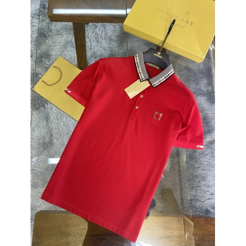 Burberry T-Shirts Short Sleeved For Men #845933