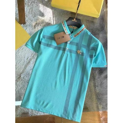 Burberry T-Shirts Short Sleeved For Men #845935