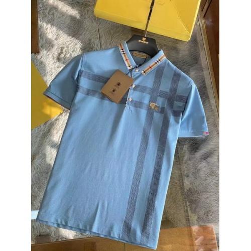 Burberry T-Shirts Short Sleeved For Men #845936