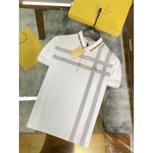 Burberry T-Shirts Short Sleeved For Men #845938