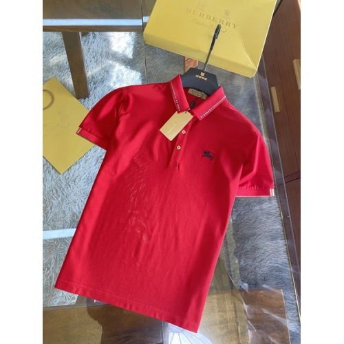 Burberry T-Shirts Short Sleeved For Men #845942