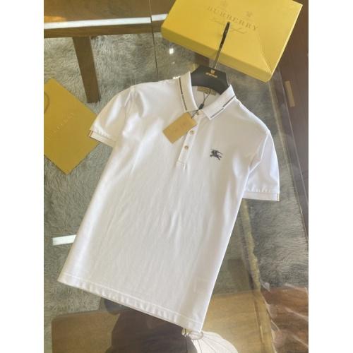 Burberry T-Shirts Short Sleeved For Men #845944