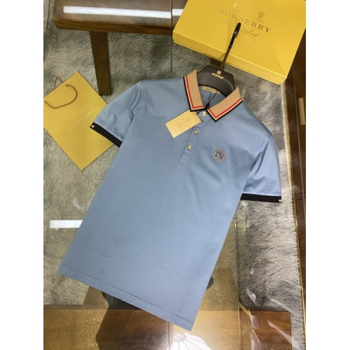 Burberry T-Shirts Short Sleeved For Men #845946