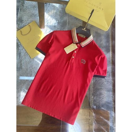 Burberry T-Shirts Short Sleeved For Men #845948