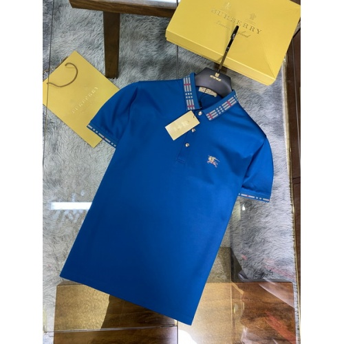 Burberry T-Shirts Short Sleeved For Men #845951