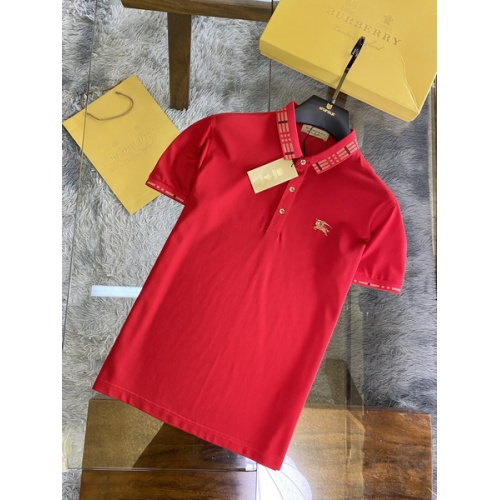 Burberry T-Shirts Short Sleeved For Men #845953
