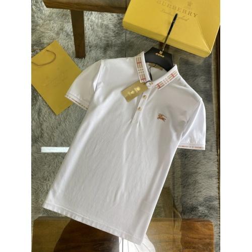 Burberry T-Shirts Short Sleeved For Men #845954