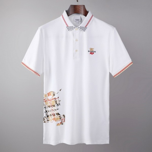 Burberry T-Shirts Short Sleeved For Men #845955