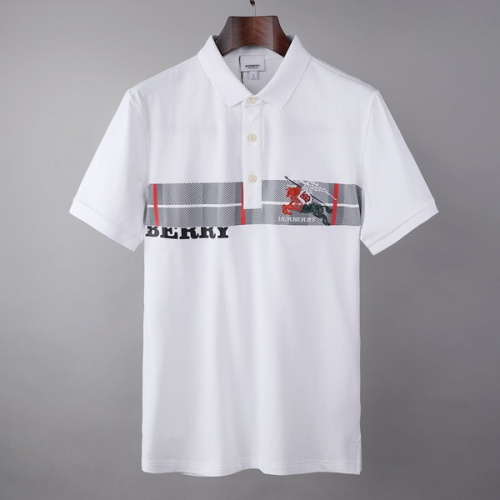 Burberry T-Shirts Short Sleeved For Men #845964