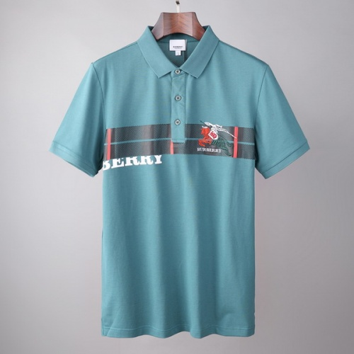 Burberry T-Shirts Short Sleeved For Men #845965