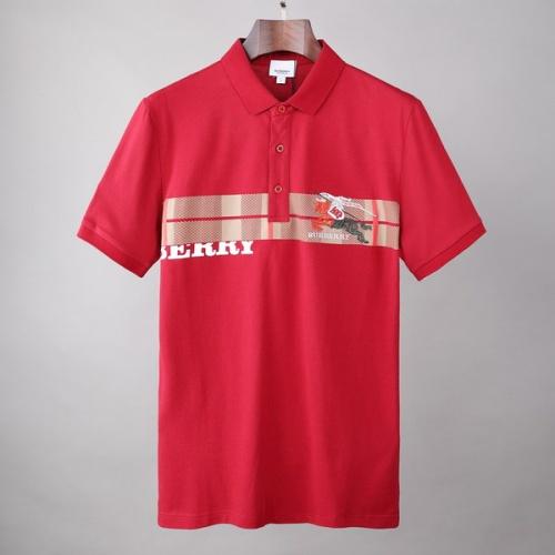 Burberry T-Shirts Short Sleeved For Men #845966