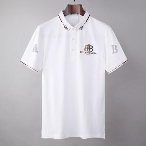 Balenciaga T-Shirts Short Sleeved For Men #845969