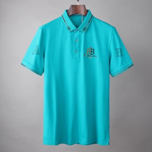 Balenciaga T-Shirts Short Sleeved For Men #845970