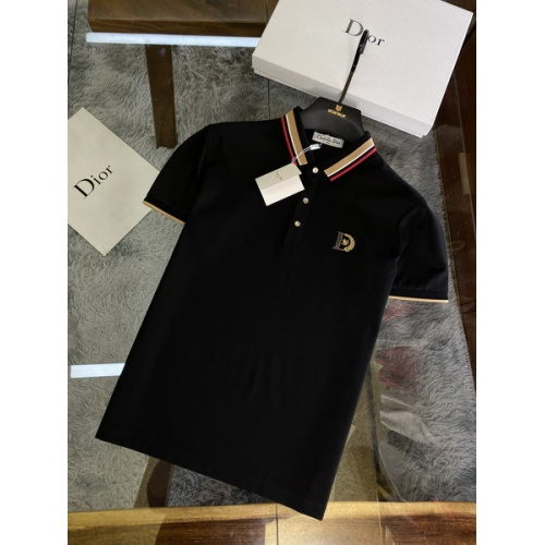 Christian Dior T-Shirts Short Sleeved For Men #845972
