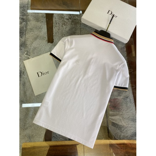 Christian Dior T-Shirts Short Sleeved For Men #845974
