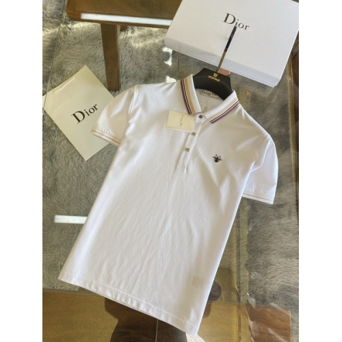 Christian Dior T-Shirts Short Sleeved For Men #845977