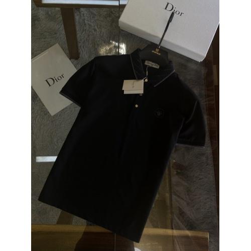 Christian Dior T-Shirts Short Sleeved For Men #845983