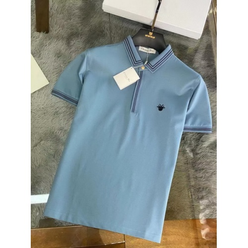 Christian Dior T-Shirts Short Sleeved For Men #845984