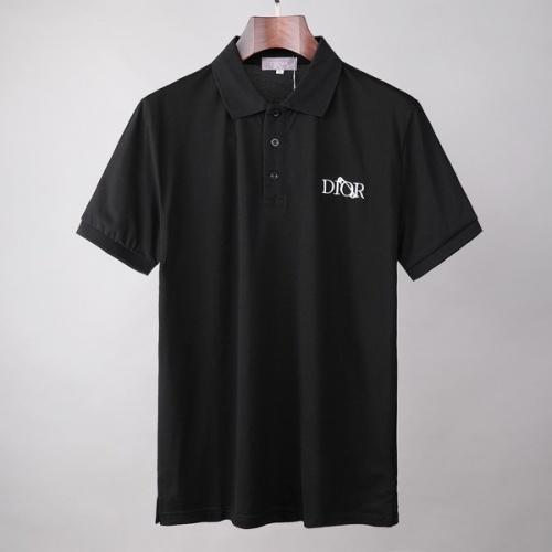 Christian Dior T-Shirts Short Sleeved For Men #845992