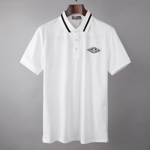 Christian Dior T-Shirts Short Sleeved For Men #845996