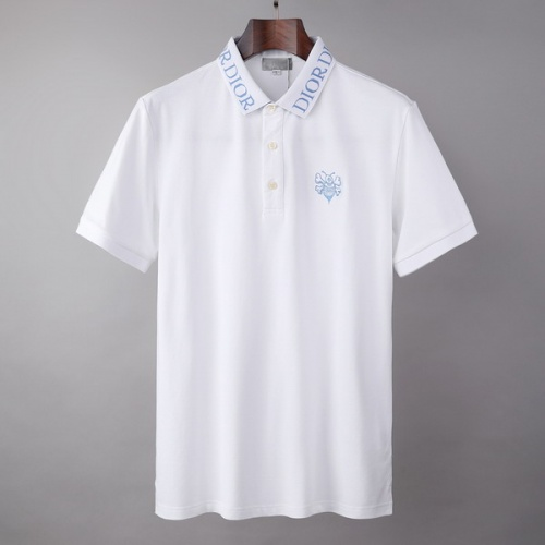 Christian Dior T-Shirts Short Sleeved For Men #846000 $41.00 USD, Wholesale Replica Christian Dior T-Shirts