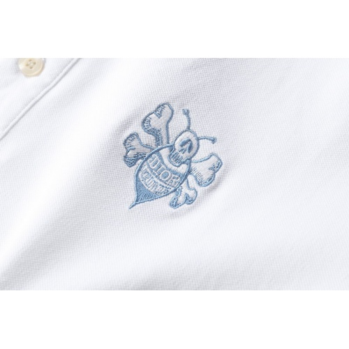 Replica Christian Dior T-Shirts Short Sleeved For Men #846000 $41.00 USD for Wholesale