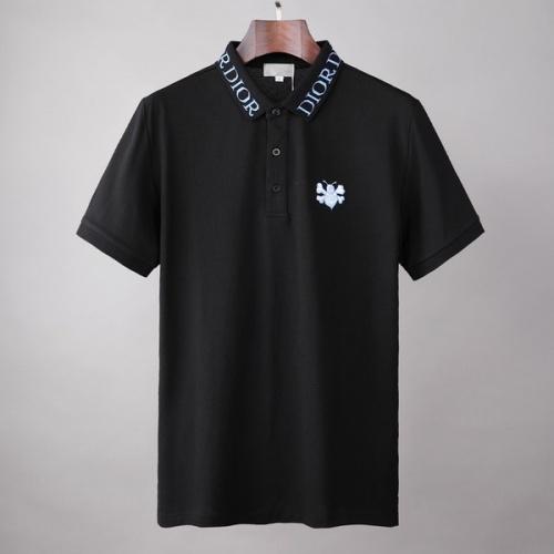 Christian Dior T-Shirts Short Sleeved For Men #846001