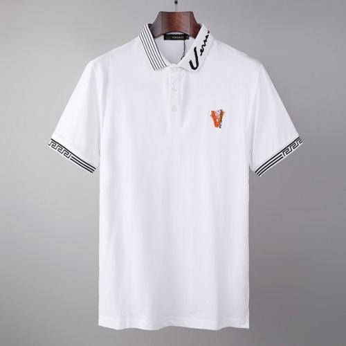 Versace T-Shirts Short Sleeved For Men #846002