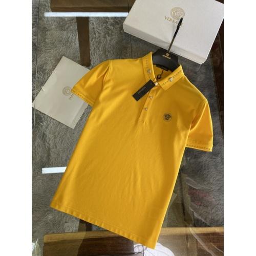 Versace T-Shirts Short Sleeved For Men #846005