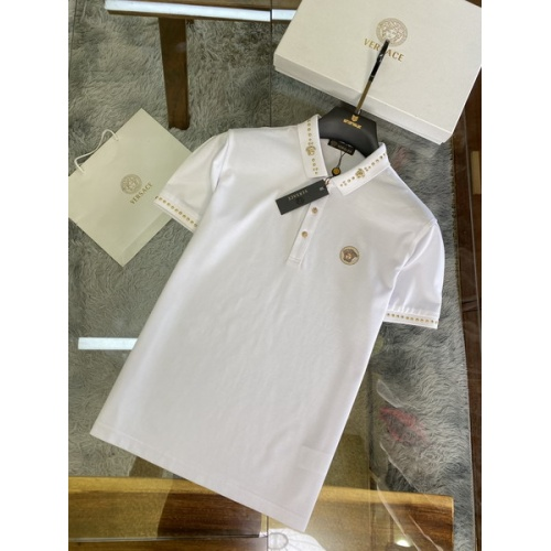 Versace T-Shirts Short Sleeved For Men #846006