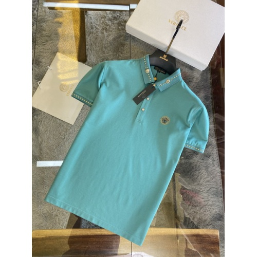Versace T-Shirts Short Sleeved For Men #846007