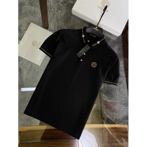 Versace T-Shirts Short Sleeved For Men #846008