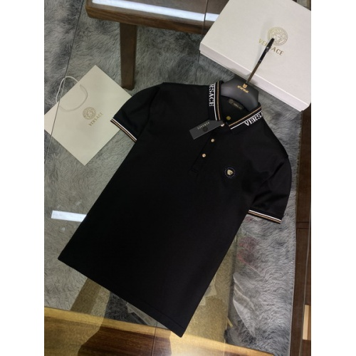 Versace T-Shirts Short Sleeved For Men #846009