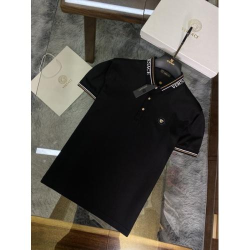 Versace T-Shirts Short Sleeved For Men #846009