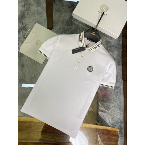 Versace T-Shirts Short Sleeved For Men #846011