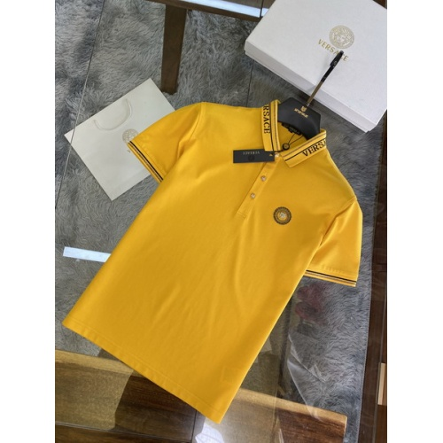 Versace T-Shirts Short Sleeved For Men #846013