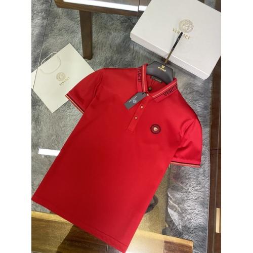 Versace T-Shirts Short Sleeved For Men #846014