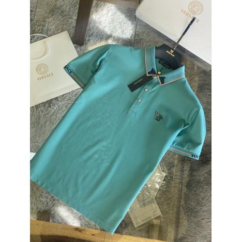 Versace T-Shirts Short Sleeved For Men #846015