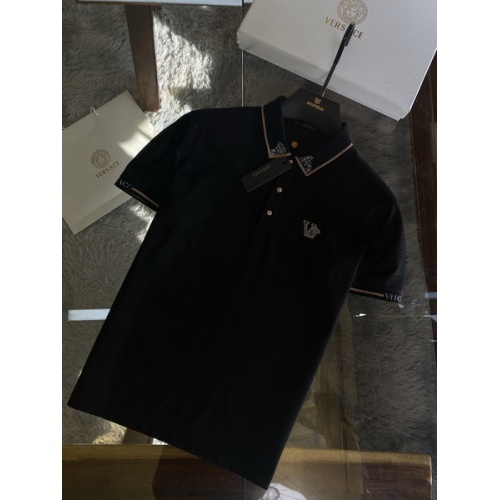 Versace T-Shirts Short Sleeved For Men #846017