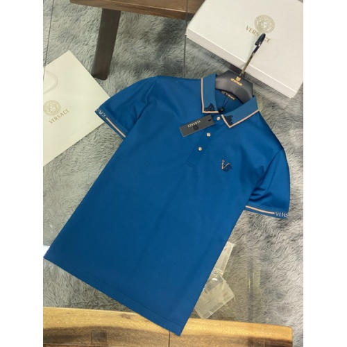 Versace T-Shirts Short Sleeved For Men #846018